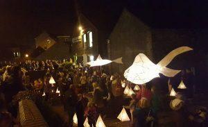 River of Lights Festival - Haverfordwest 2016