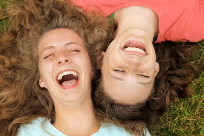 Laughter workshop - Life Seeker - Wales