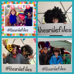 #thesmilefiles competitions