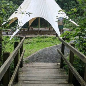 Tipi - Mindfulness - Mindful Future - Wales