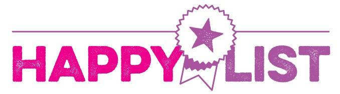 HappyList logo
