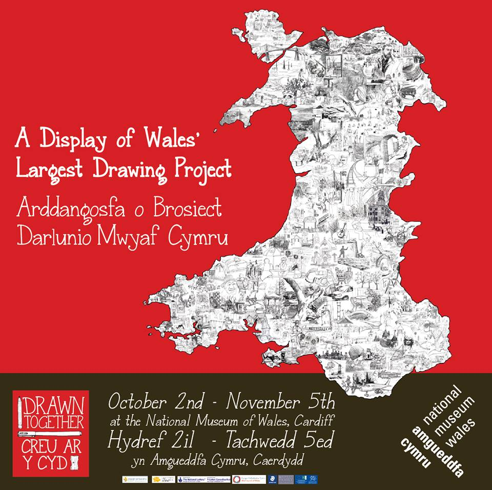 Drawn together Wales