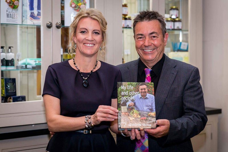 Andrew and Mandy Stirling - My Life and Other Recipes