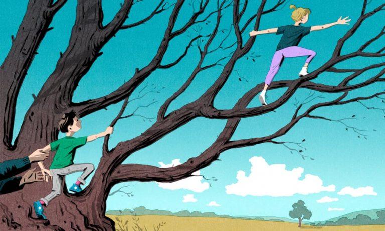 Mollycoddling our children - mental illness - Guardian - Bill Bragg