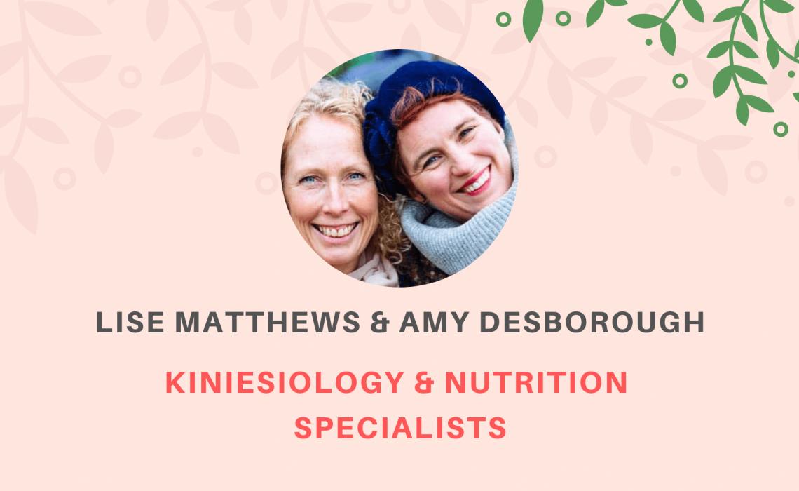 Lise Matthews - Amy Desborough - The Nutrition Detectives - Haverfordwest - Pembrokeshire