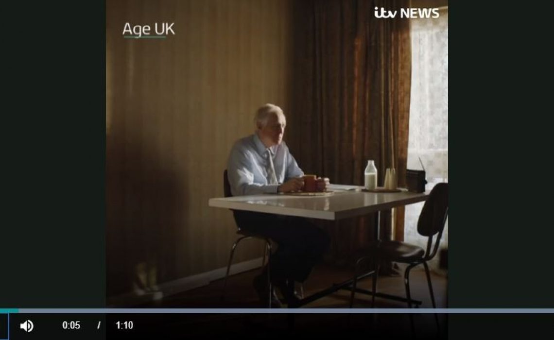 Age UK - Campaign against Loneliness video
