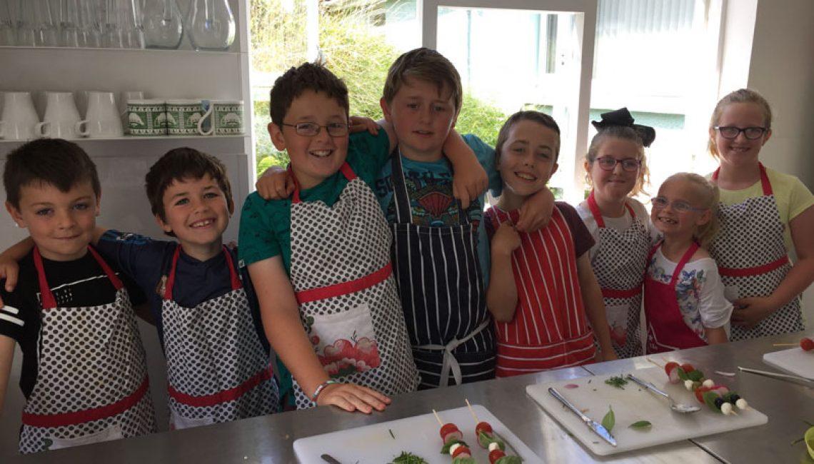 Cookery workshops - Love Nutritious Food - St Davids - Pembrokeshire