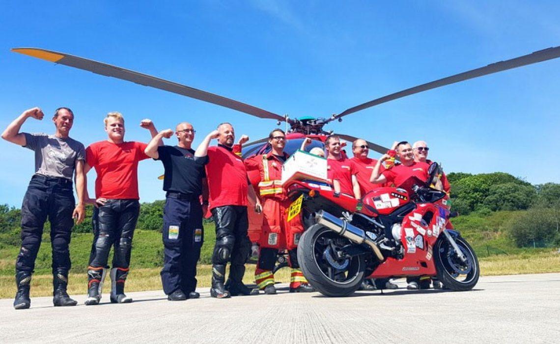 MUAR - Wales Air Ambulance - Team2