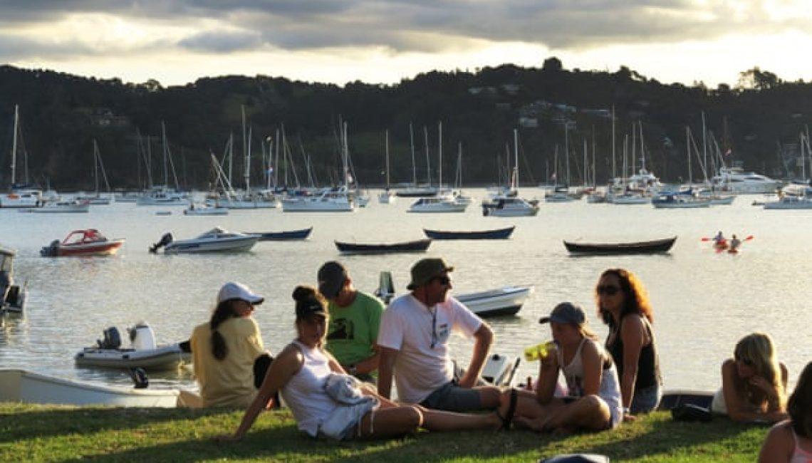 New Zealand - wellbeing budget