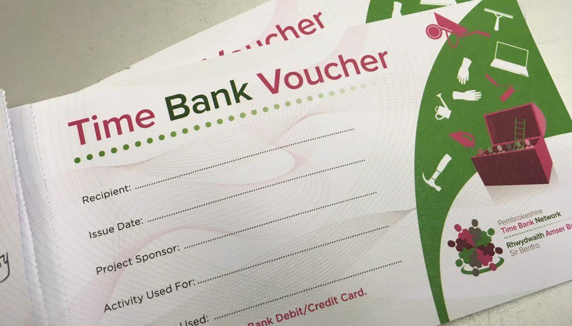 Pembrokeshire Time Banking - Voucher