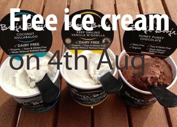 Free Booja Booja Ice Cream Life Seeker